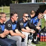 Jos van der Helm (Blauw Zwart): Mijn selectie verdient een compliment voor de wijze waarop ze in de coronaperiode zijn blijven trainen