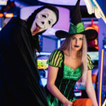 Advertorial: Sir Winston fungames viert Halloween
